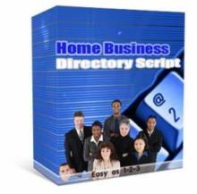 Home Business Directory Script