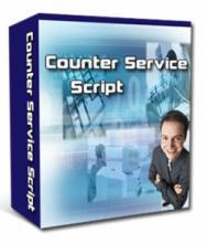 Counter Service Script