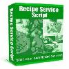 Thumbnail Recipe Service Script