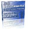 Thumbnail 36 Ways To Promote.Your Favorite Affiliate Programs