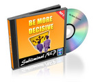 NLP Be More Decisive MP3