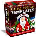 Thumbnail Christmas Templates 2008