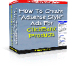 Thumbnail How To Create Adsense Style Ads For Clickbank Products