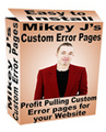 Mikey J's Custom Error Pages