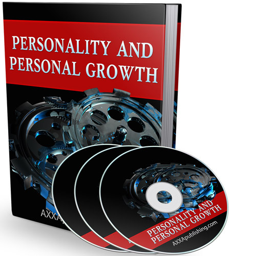 Product picture Personality And Personal Growth
