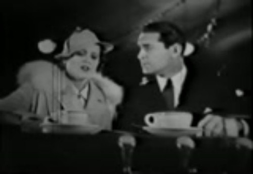 Product picture A Face in the Fog (1936)