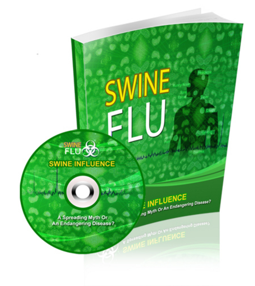 Product picture Swine Influenza ( Ebook and Audio )